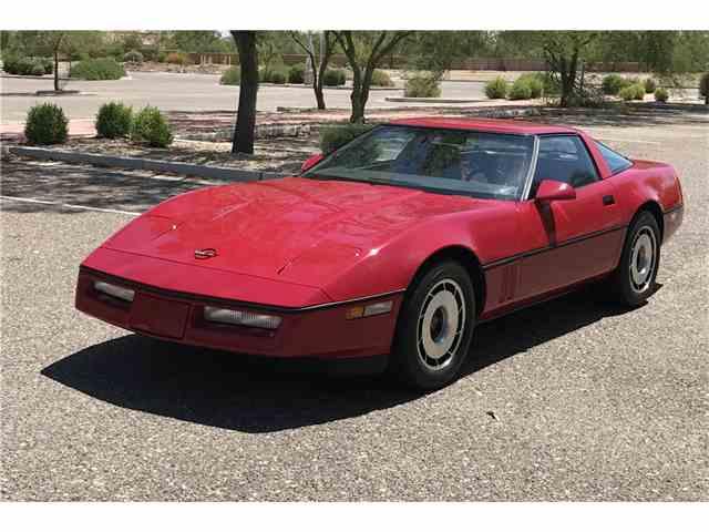 1984 Chevrolet Corvette | 1025516