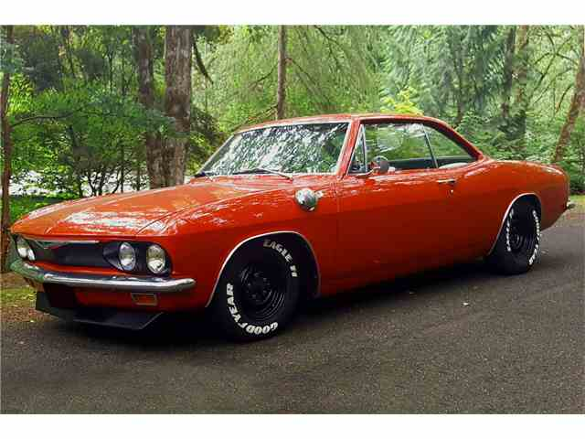 1965 Chevrolet Corvair Monza | 1025517