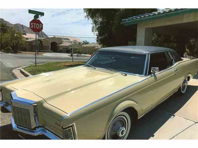 1969 Lincoln Continental Mark III | 1025519