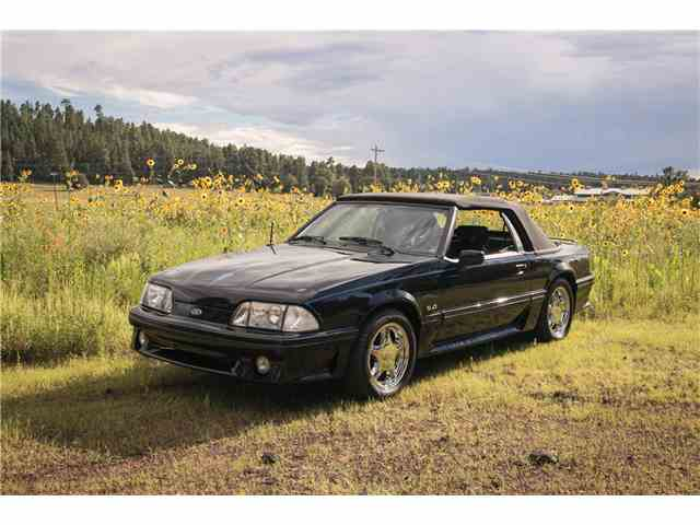 1991 Ford Mustang GT | 1025520