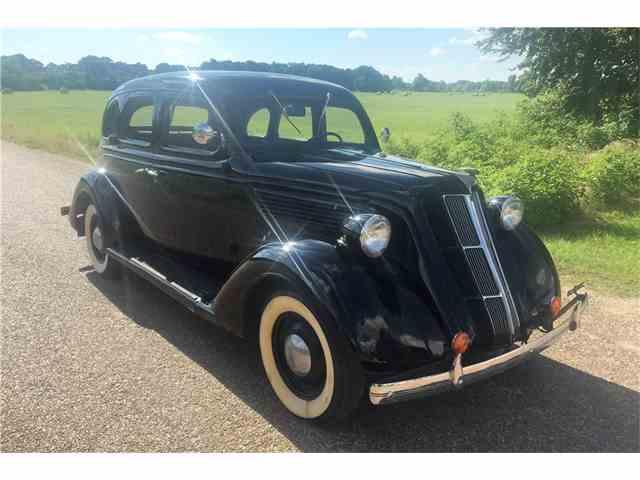 1936 Nash 4-Dr Sedan | 1025524