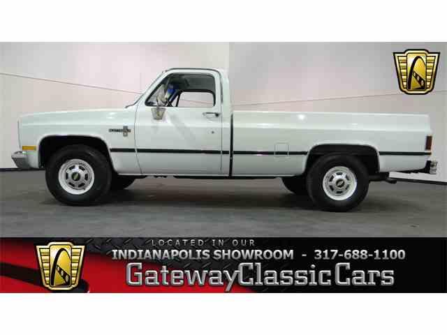 1985 Chevrolet C/K 20 | 1025531