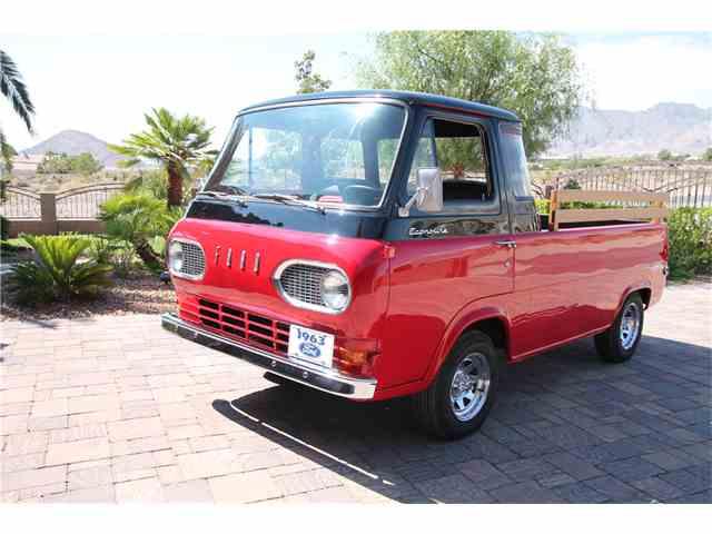 1963 Ford Econoline | 1025535