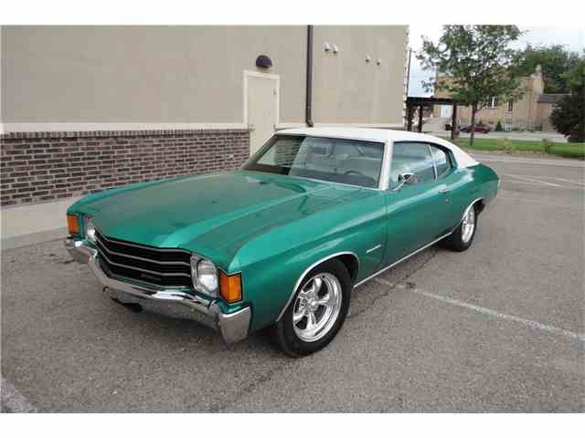 1972 Chevrolet Chevelle Malibu | 1025540