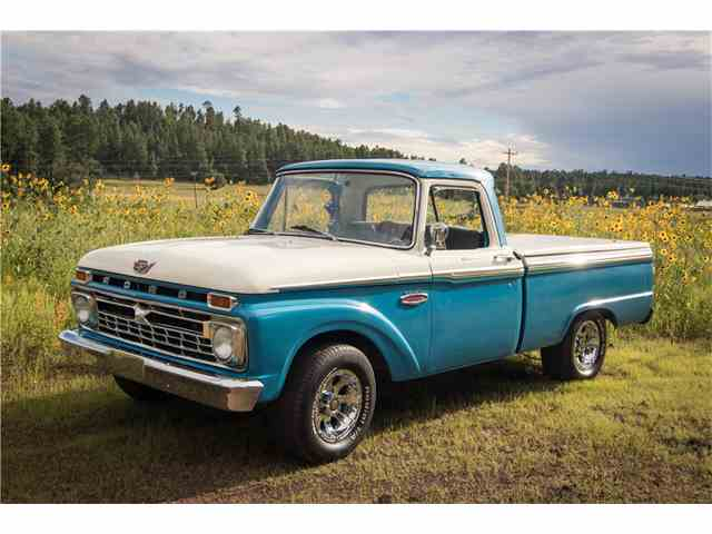 1966 Ford F100 | 1025544