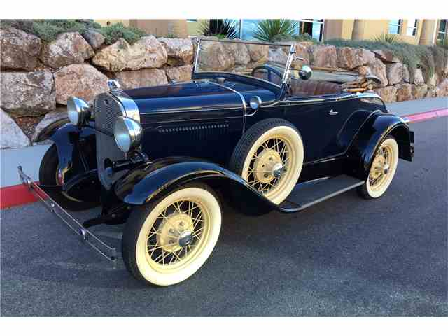 1931 Ford Model A | 1025550