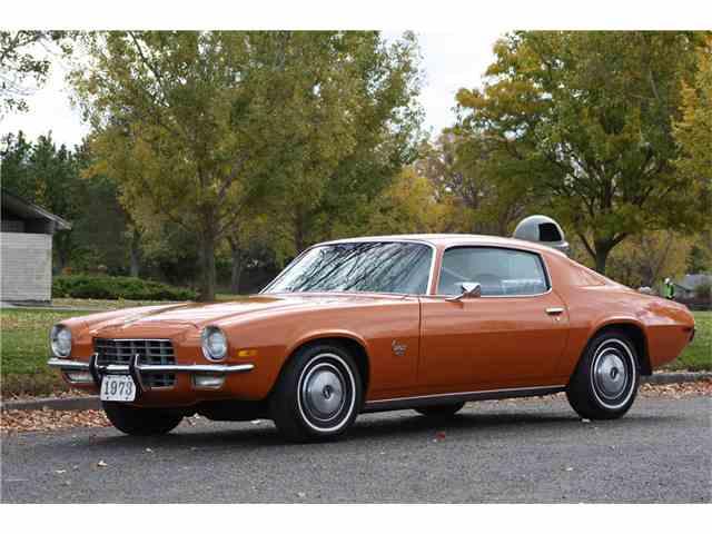 1973 Chevrolet Camaro | 1025551