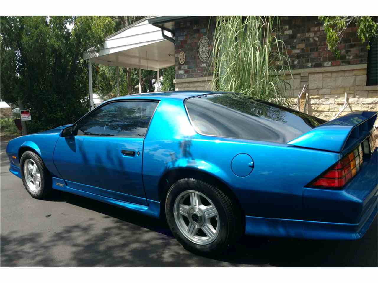1992 Chevrolet Camaro Z28 For Sale Classiccars Com Cc