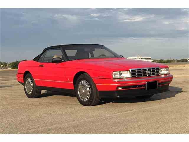 1993 Cadillac Allante | 1025563