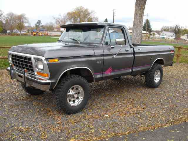1975 Ford F250 | 1025565