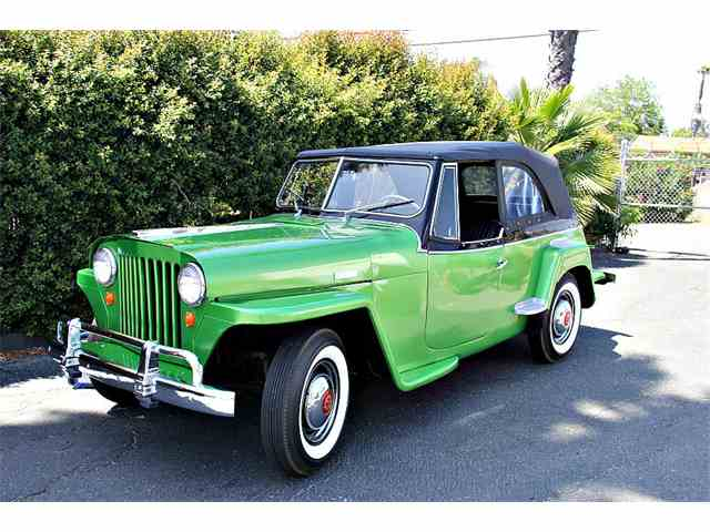 1949 Willys Jeepster | 1025571