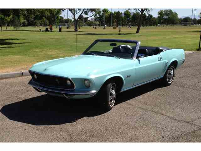1969 Ford Mustang | 1025572