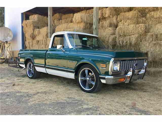 1971 Chevrolet C/K 10 | 1025576