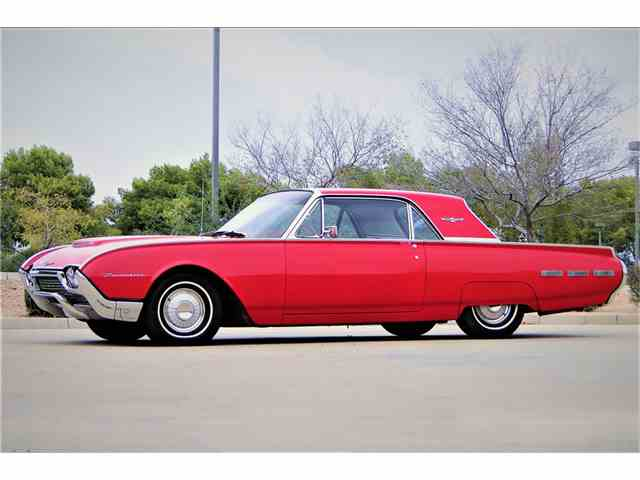 1962 Ford Thunderbird | 1025579