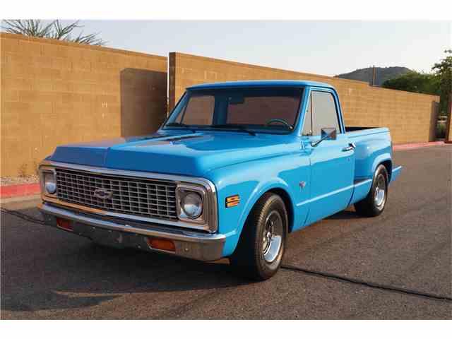 1972 Chevrolet C/K 10 | 1025591