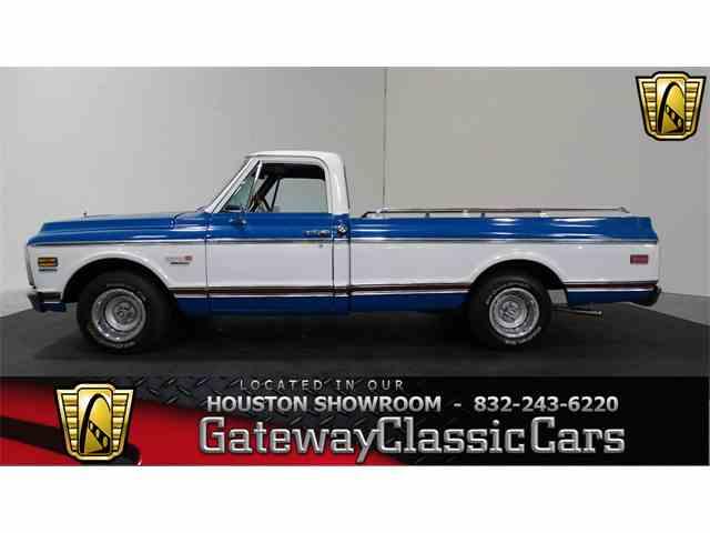 1972 Chevrolet C10 | 1020056