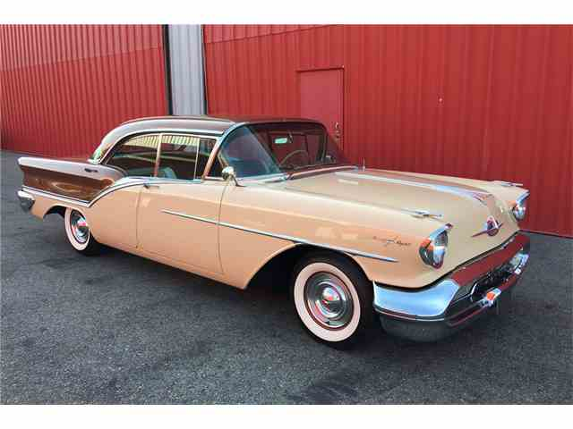 1957 Oldsmobile Starfire 98  | 1025602