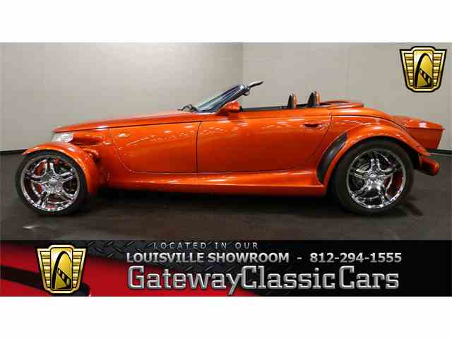 2001 Plymouth Prowler | 1025608