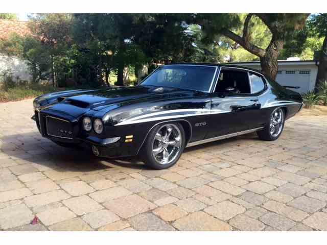 1971 Pontiac GTO | 1025609