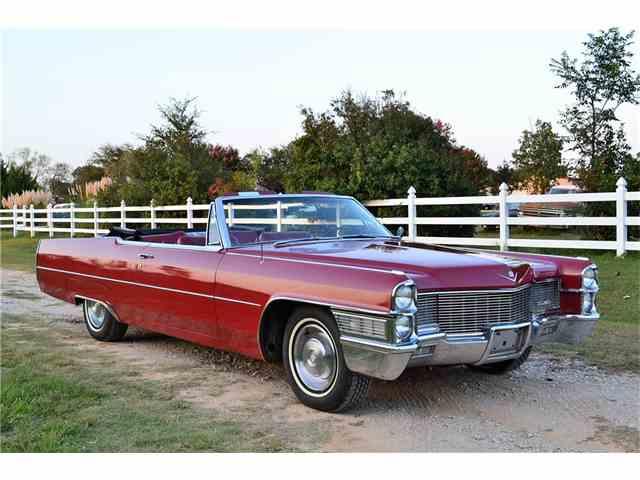 1965 Cadillac DeVille | 1025615
