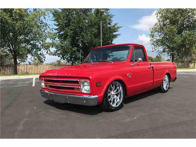 1968 Chevrolet C/K 10 | 1025616