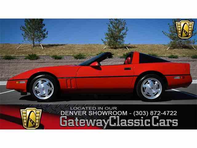 1989 Chevrolet Corvette | 1025619