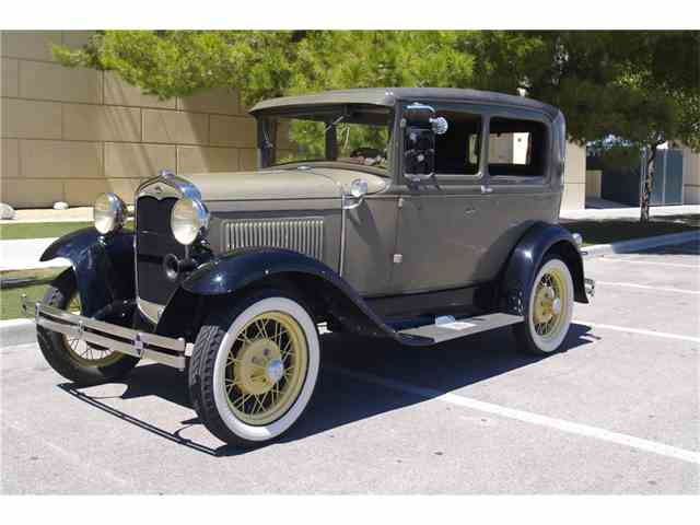 1931 Ford Model A | 1025621