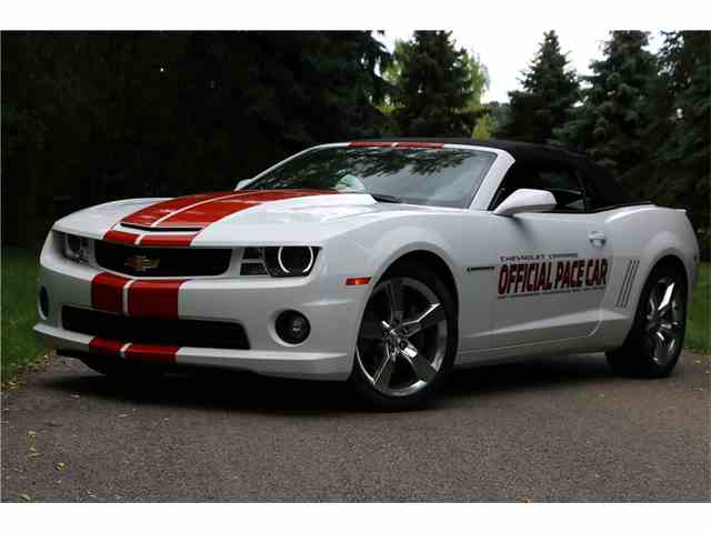 2011 CHEVROLET CAMARO INDY PACE CAR | 1025638