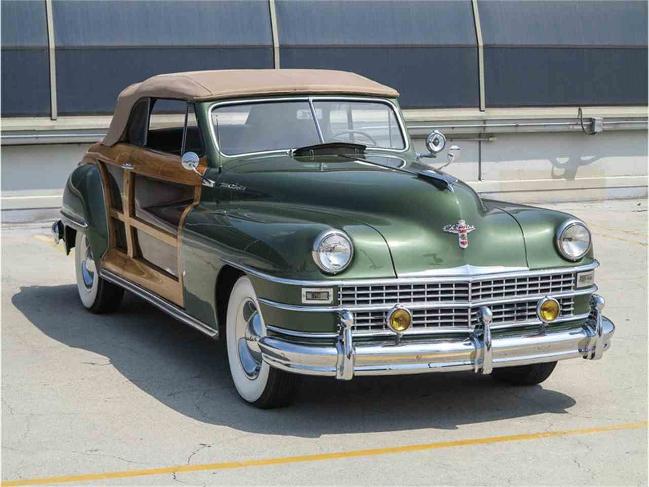Large Picture of Classic 1948 Town & Country located in Los Angeles California Auction Vehicle - LVH0