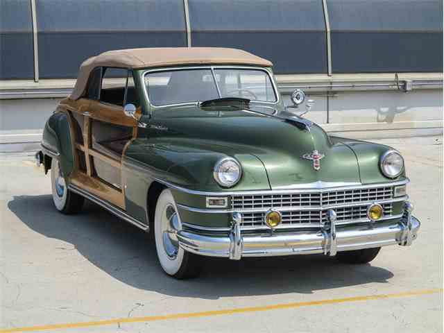 1948 Chrysler Town & Country | 1020564