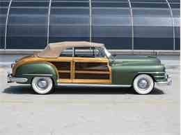 Picture of Classic '48 Chrysler Town & Country located in Los Angeles California Auction Vehicle - LVH0