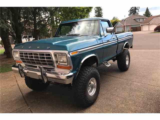 1978 Ford 1/2 Ton Pickup   1025640