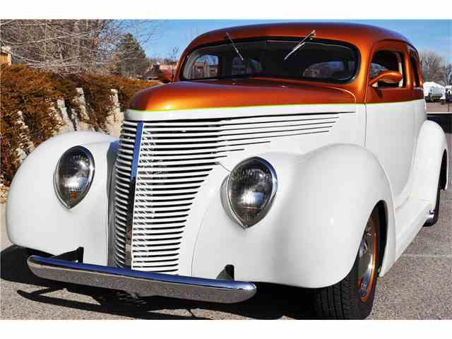 1938 Ford Humpback | 1025642
