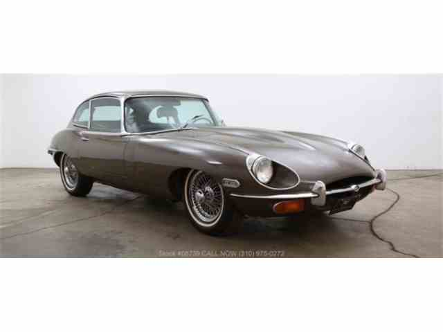 1970 Jaguar E-Type | 1025648