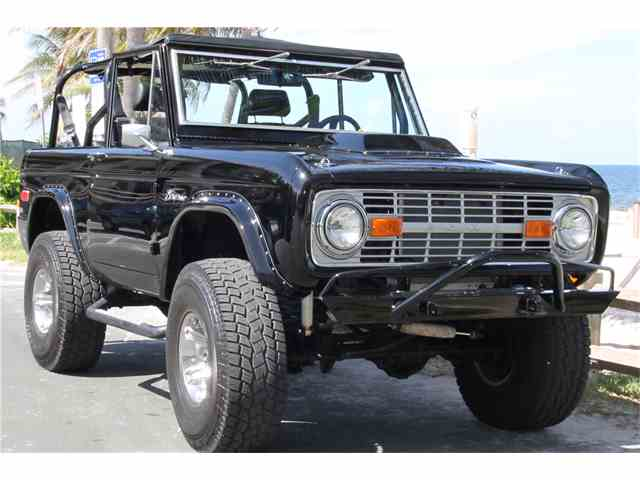 1976 Ford Bronco | 1025650
