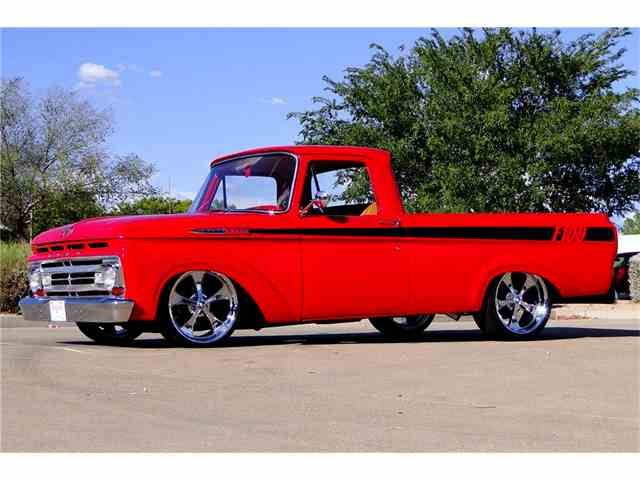 1962 Ford F100 | 1025655