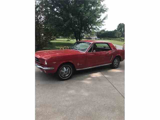 1965 Ford Mustang | 1025658