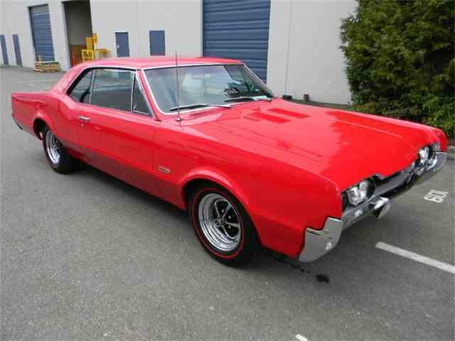 1967 Oldsmobile 442 | 1025659