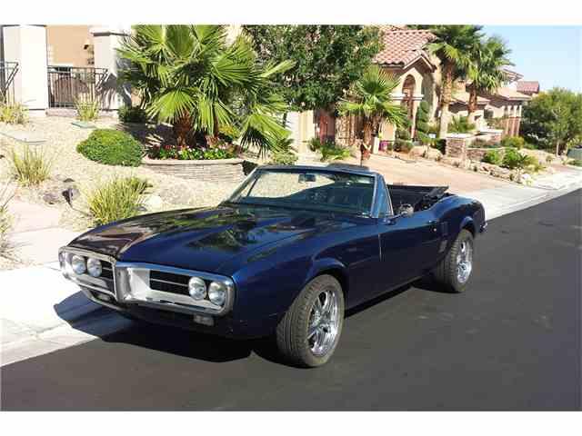 1967 Pontiac Firebird | 1025661