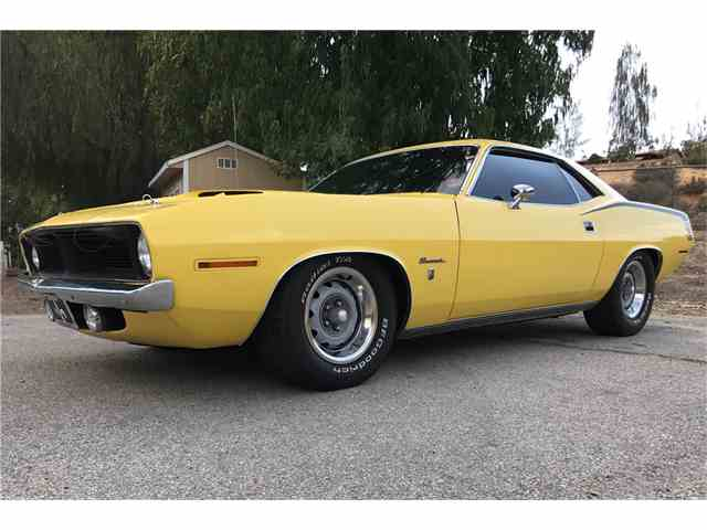 1970 Plymouth Barracuda | 1025664