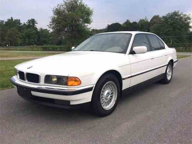 1998 BMW 7 Series   1025667
