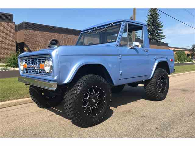 1973 Ford Bronco | 1025672