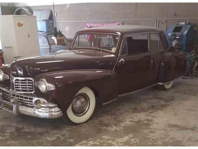 1946 Lincoln Continental | 1025678
