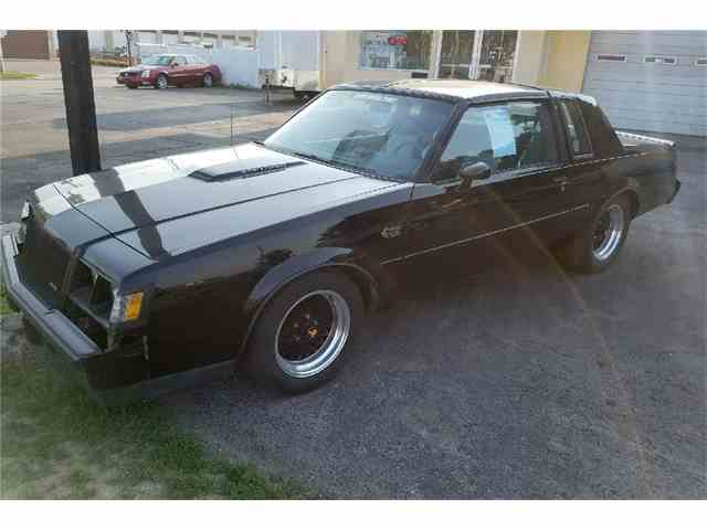 1987 Buick Grand National | 1025681