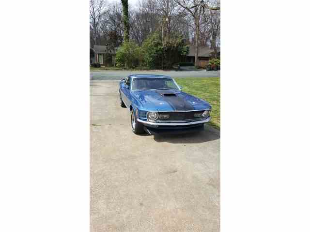 1970 Ford Mustang Mach 1 | 1025682