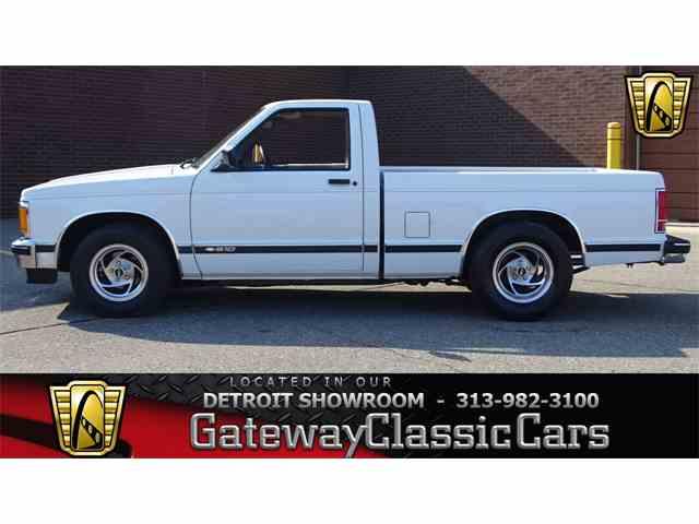 1992 Chevrolet S10 | 1025684