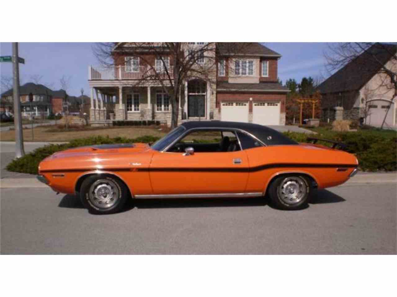 Large Picture of Classic 1970 Challenger located in Dundas Ontario Auction Vehicle Offered by Old Brock Muscle Cars - LVH5