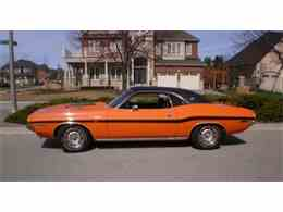 Picture of '70 Challenger located in Ontario Auction Vehicle - LVH5