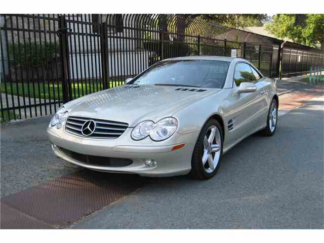 2003 Mercedes-Benz 500SL | 1025690