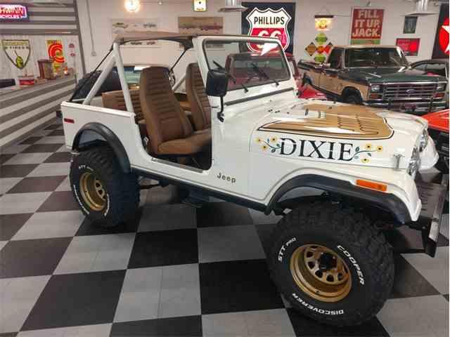 1980 Jeep CJ-7 Dixie Jeep | 1025695